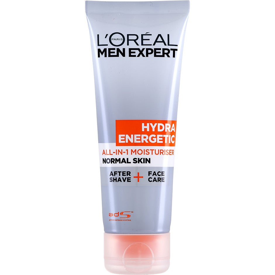 L'Oréal Paris Men Expert Hydra Energetic All-In-1 Moisturiser 75 ml L'Oréal Paris Ansiktskräm för män