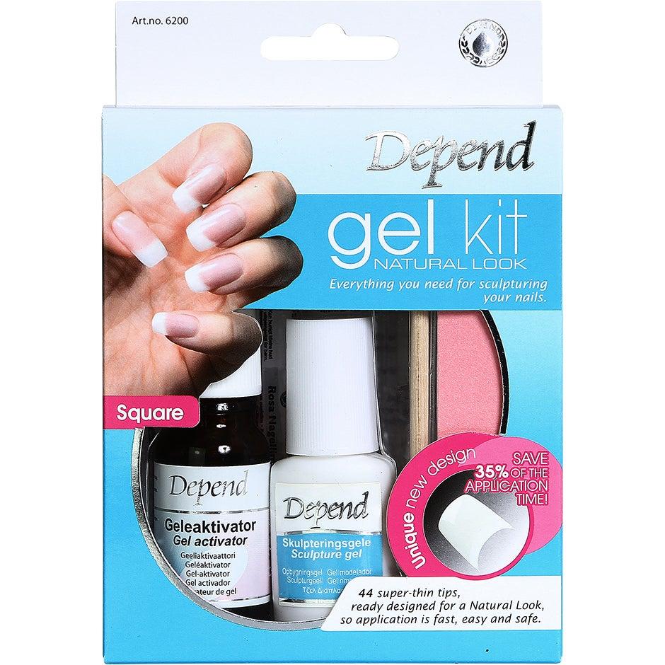 Depend Gelekit Natural Look – 6200 Depend Depend Nagellack
