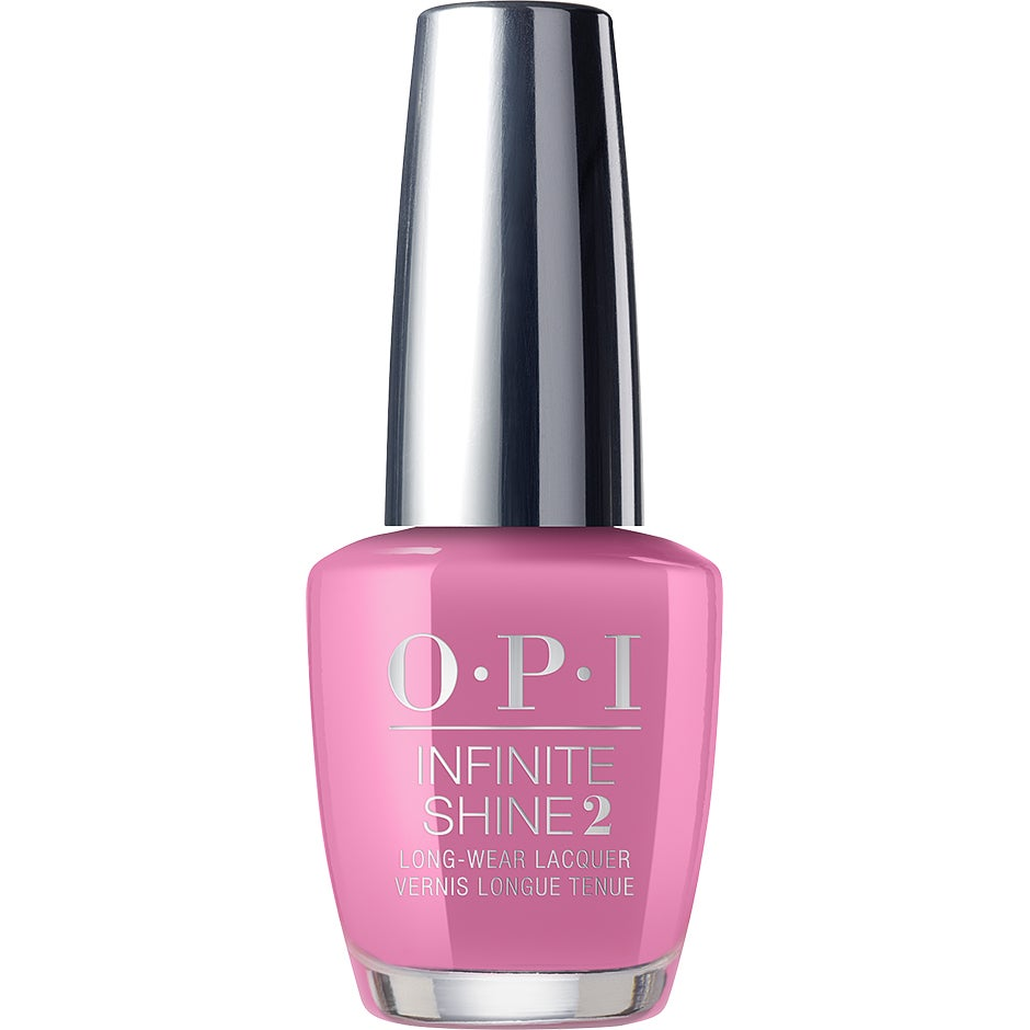 OPI Infinite Shine Suzi Will Quechuua Later! 15 ml OPI Lila & Blå