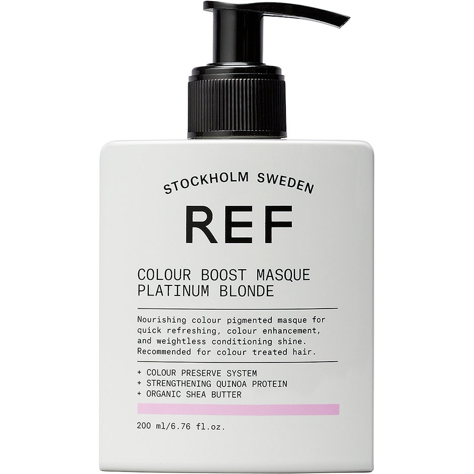 REF. Colour Boost Masque 200 ml REF Alla hårfärger