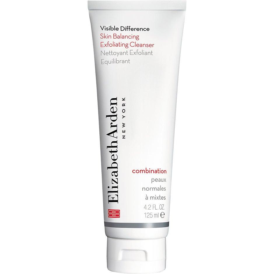 Elizabeth Arden Visible Difference Skin Balancing Exfoliating Cleanser 125 ml Elizabeth Arden Ansiktsrengöring
