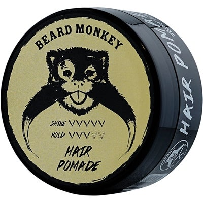 Beard Monkey Hair Wax Pomade