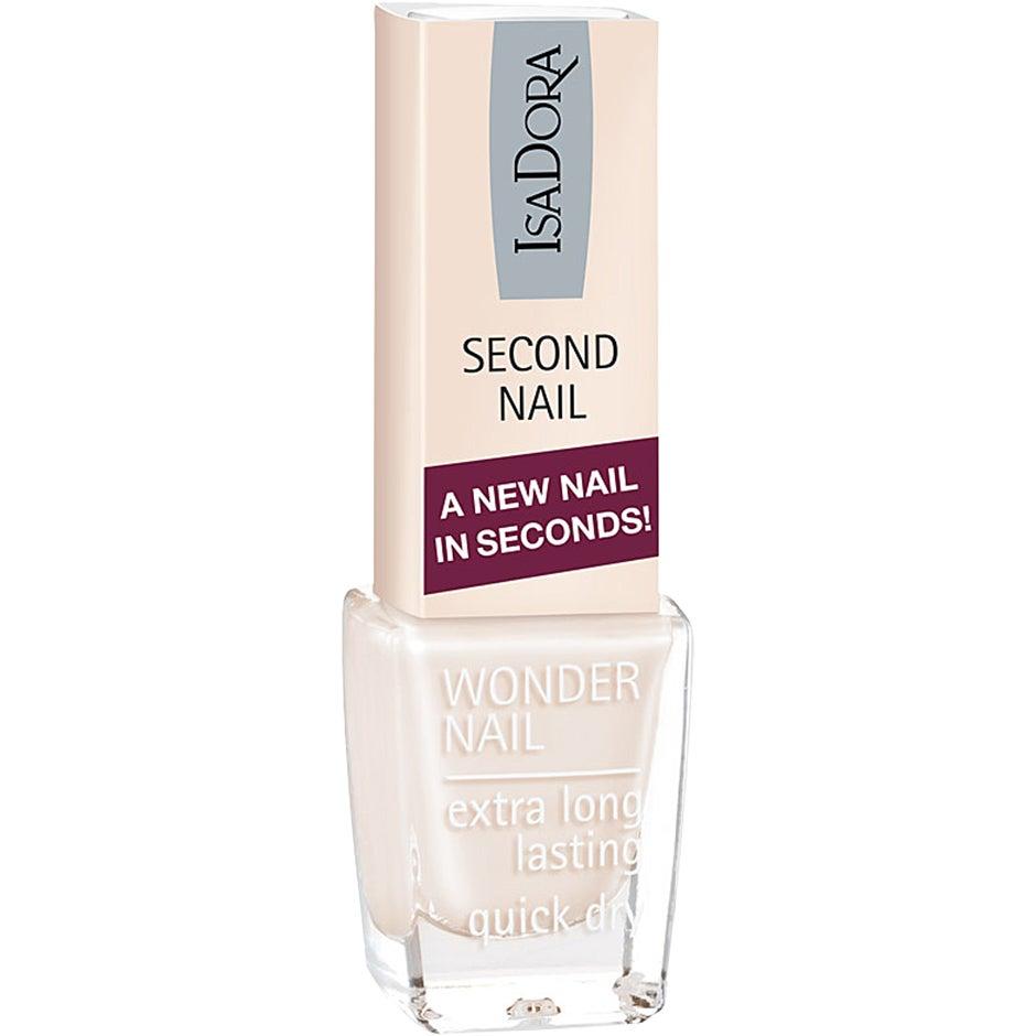 IsaDora Wonder Nail Second Nail Nude 6 ml IsaDora Överlack