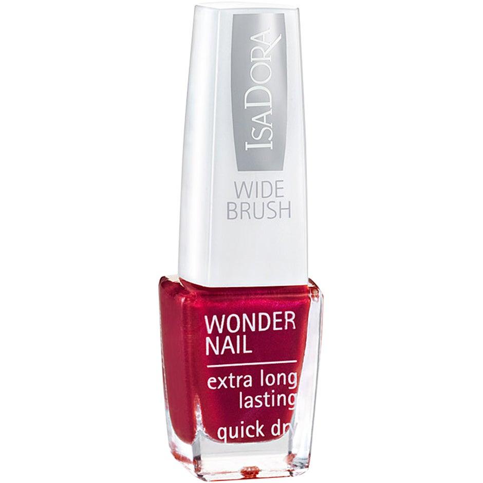IsaDora Wonder Nail, Chelsea Red