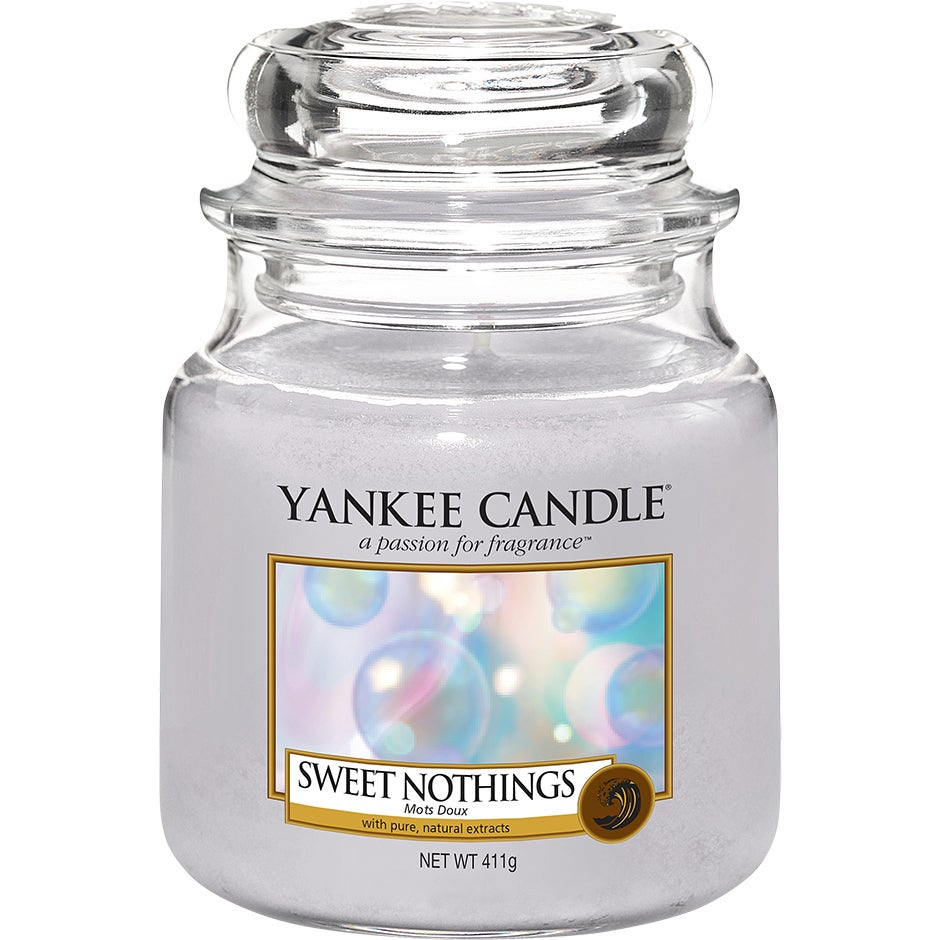 Sweet Nothings 411 g Yankee Candle Doftljus