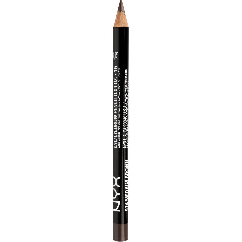 Slim Eye Pencil 1 g NYX Professional Makeup Ögonbryn