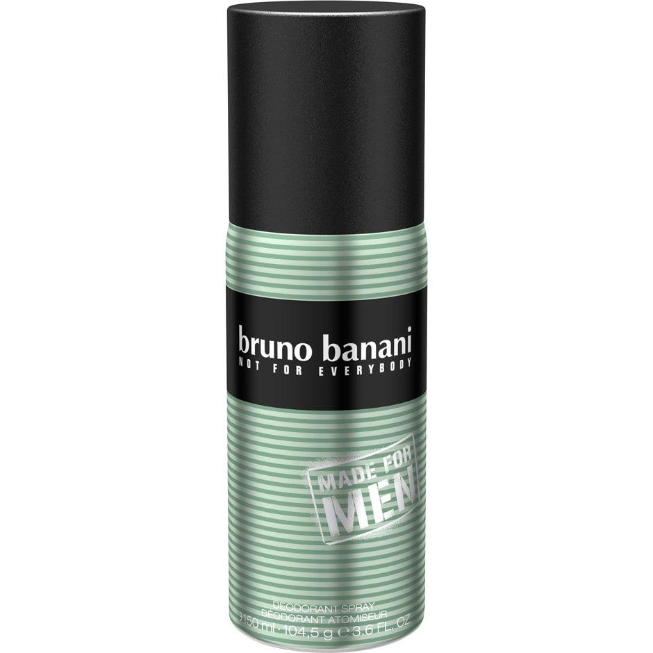 Bruno Banani Made for Men Deodorant Spray 150 ml Bruno Banani Herrdeodorant