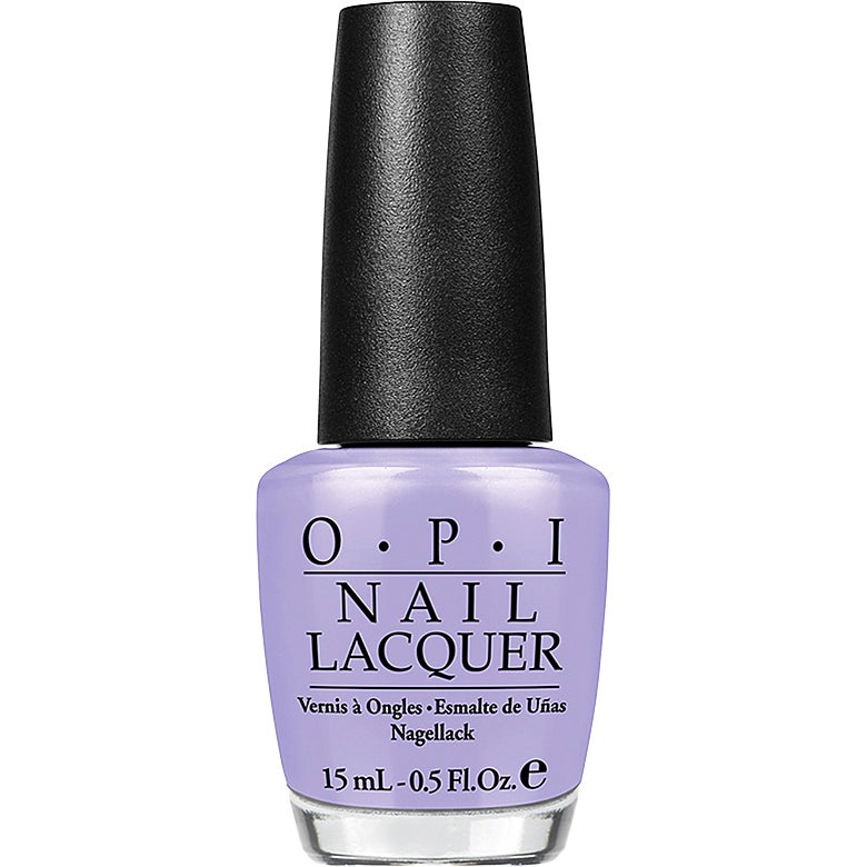 OPI Nail Lacquer Your Sucha BudaPest 15 ml OPI Lila & Blå