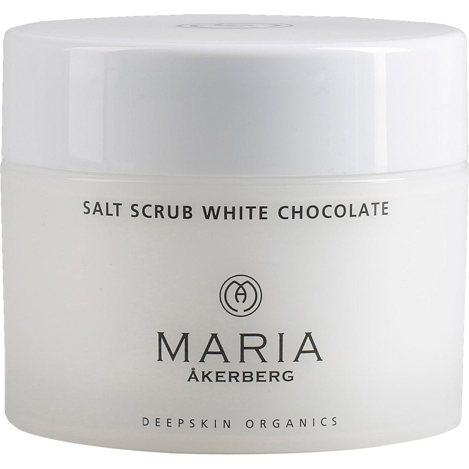 Salt Scrub White Chocolate 200 ml Maria Åkerberg Body Scrub