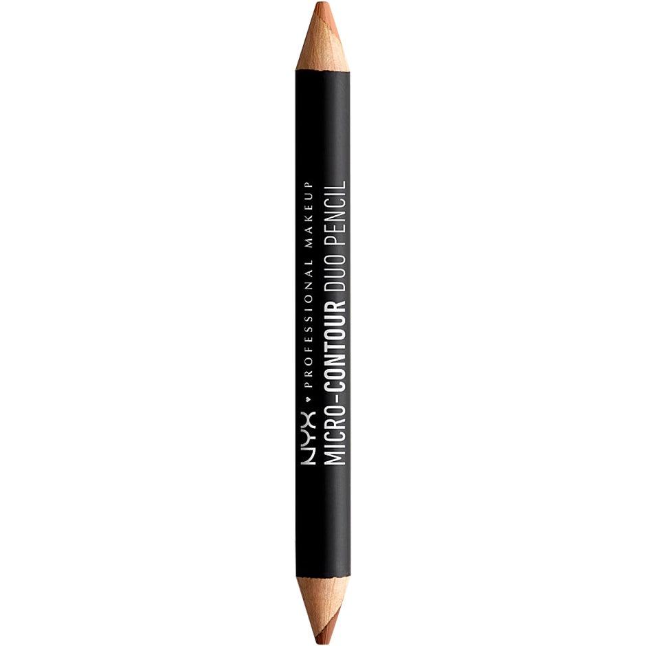 Micro Contour Duo Pencil 2.8 g NYX Professional Makeup Contouring