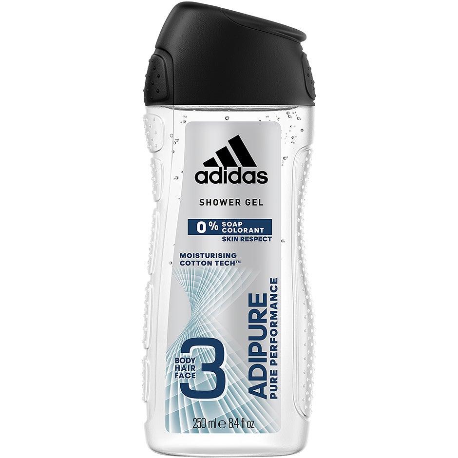 Adipure, 250 ml Adidas Dusch & Bad