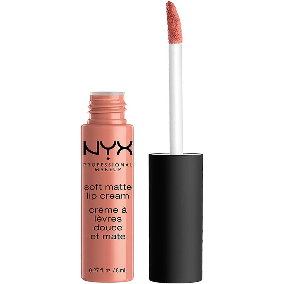 NYX PROFESSIONAL MAKEUP Soft Matte Lip Cream, SMLC21 Transylvania 8 ml NYX Professional Makeup Läppglans