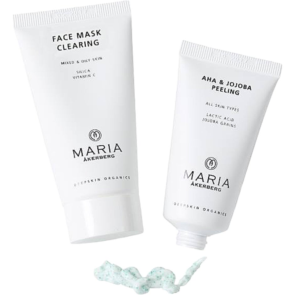 Clearing Treatment Kit Maria Åkerberg Ansiktsmask
