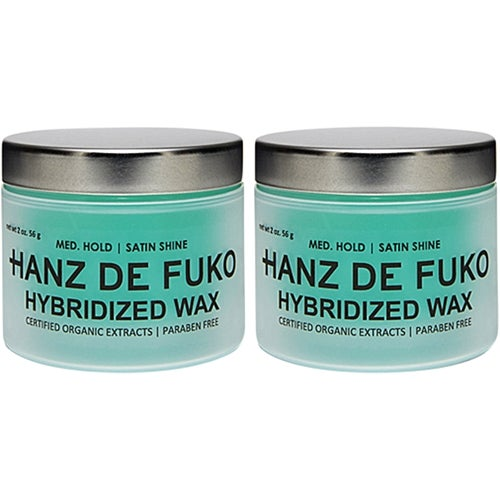 Hanz de Fuko Hybirdized Wax Duo