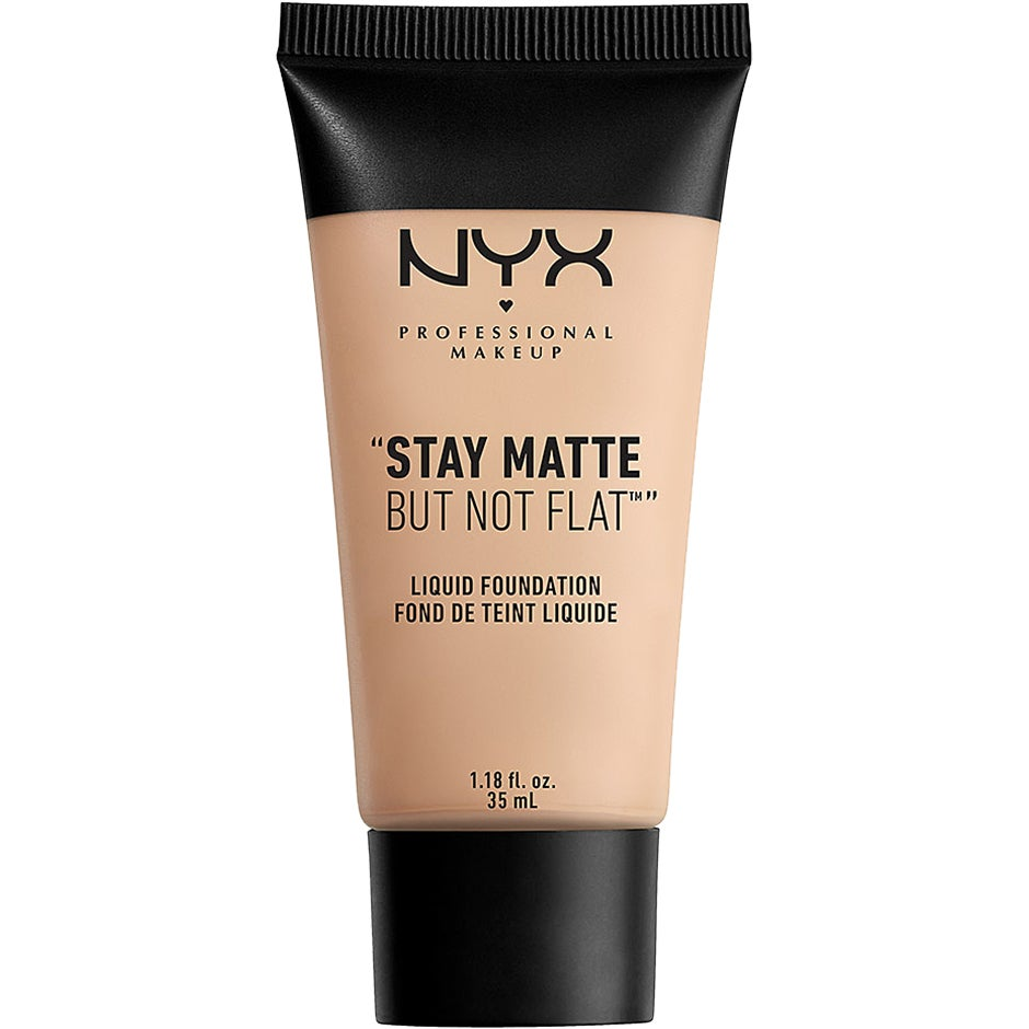 Stay Matte But Not Flat Liquid Foundation 35 g NYX Professional Makeup Foundation
