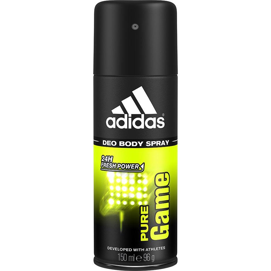 Pure Game For Him, 150 ml Adidas Deodorant