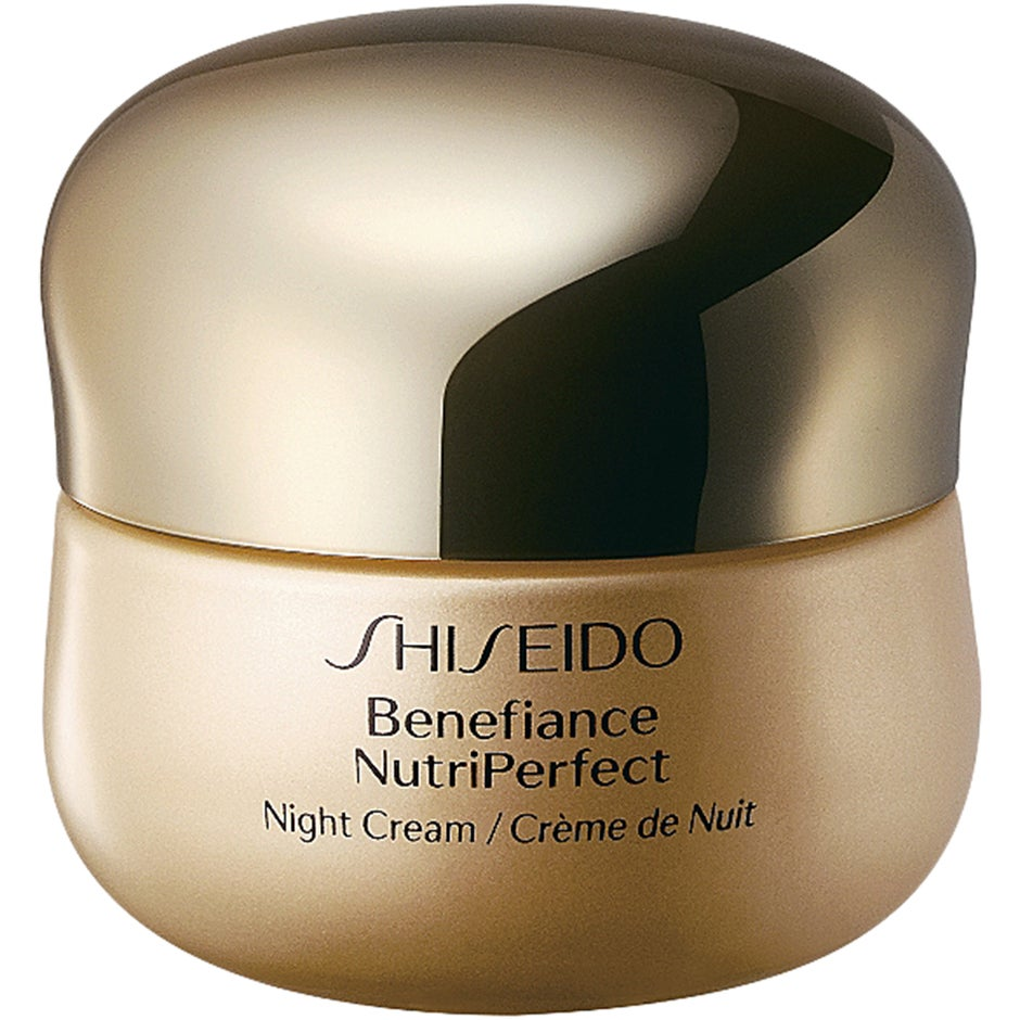 Shiseido Benefiance Nutriperfect Night Cream 50 ml Shiseido Hudvård