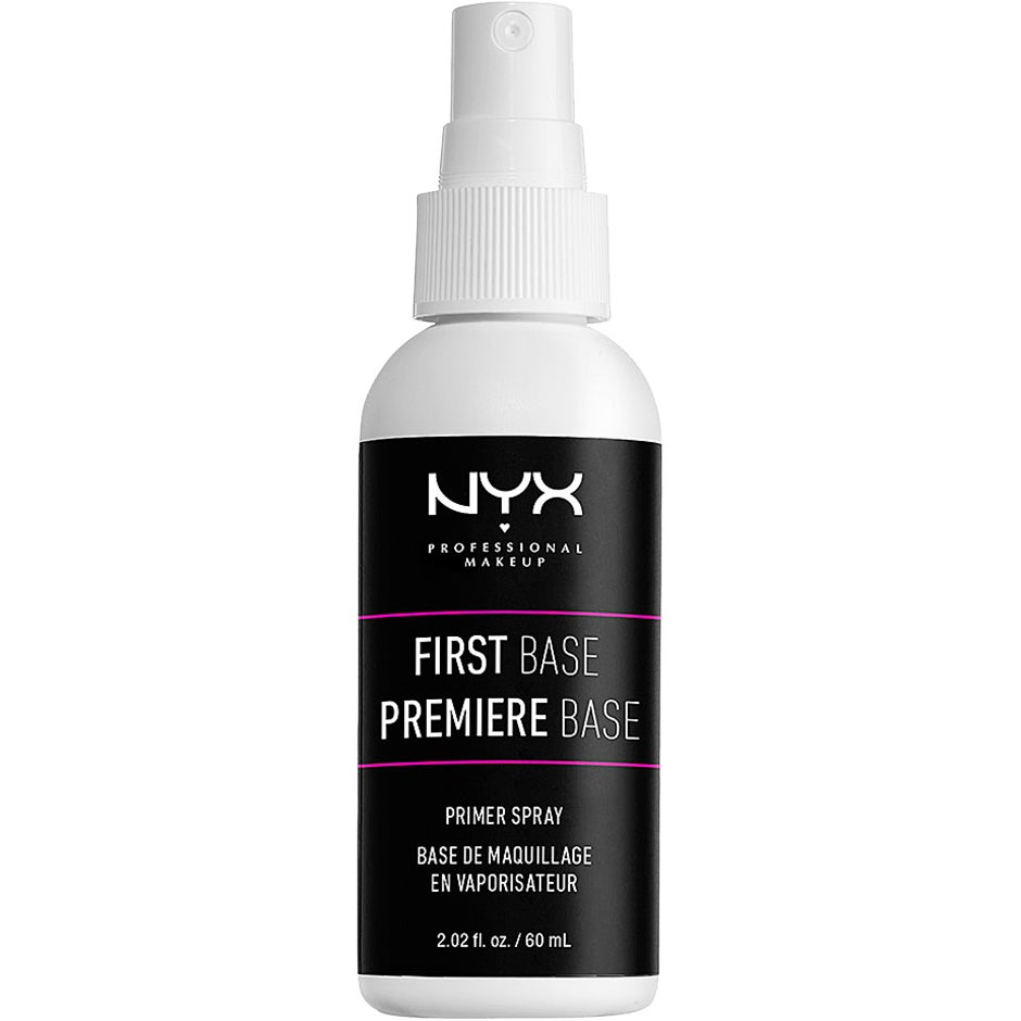 First Base Makeup Primer Spray 60 ml NYX Professional Makeup Primer