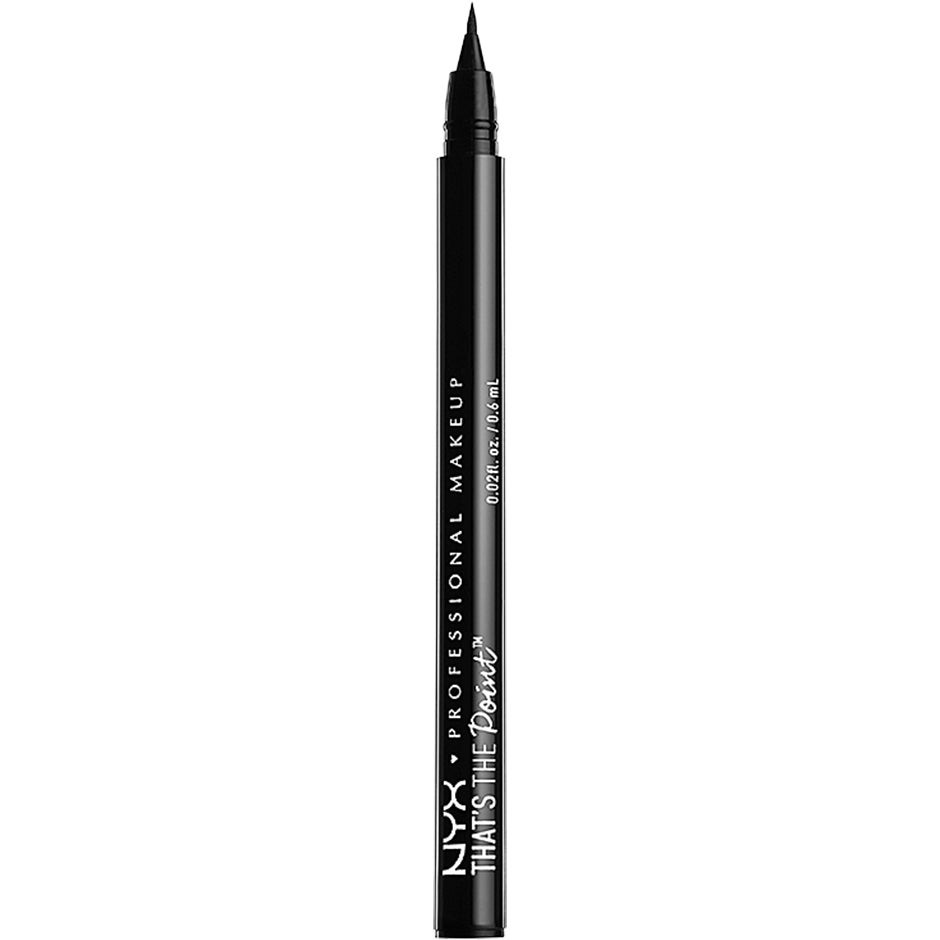 That's The Point Eyeliner Super Edgy NYX Professional Makeup Eyeliner