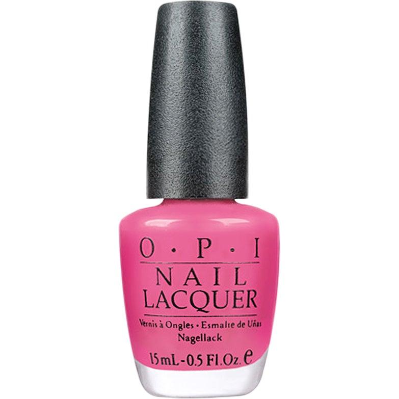 OPI Nail Lacquer, La Paz-Itively Hot