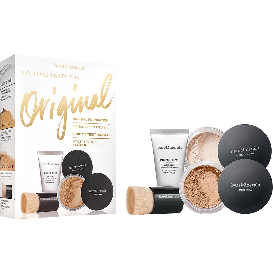 bareMinerals Grab & Go Get Starter Kit bareMinerals Foundation