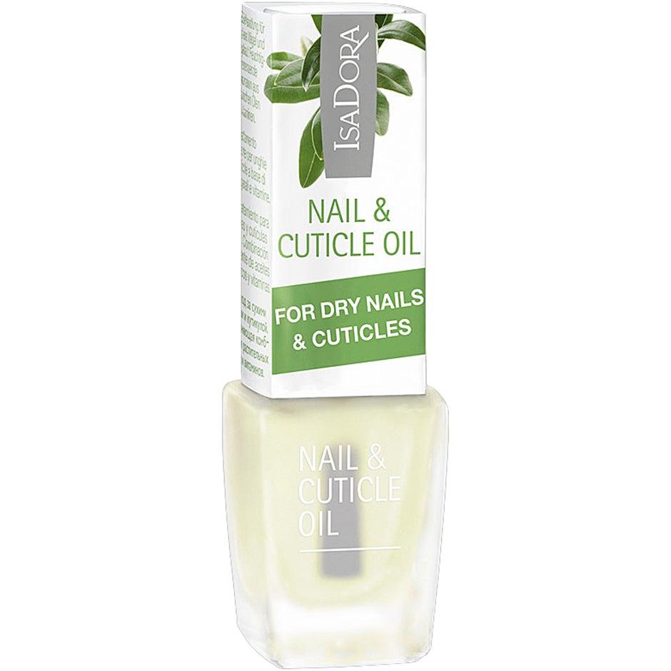 IsaDora Nail & Cuticle Oil 6 ml IsaDora Nagelvård