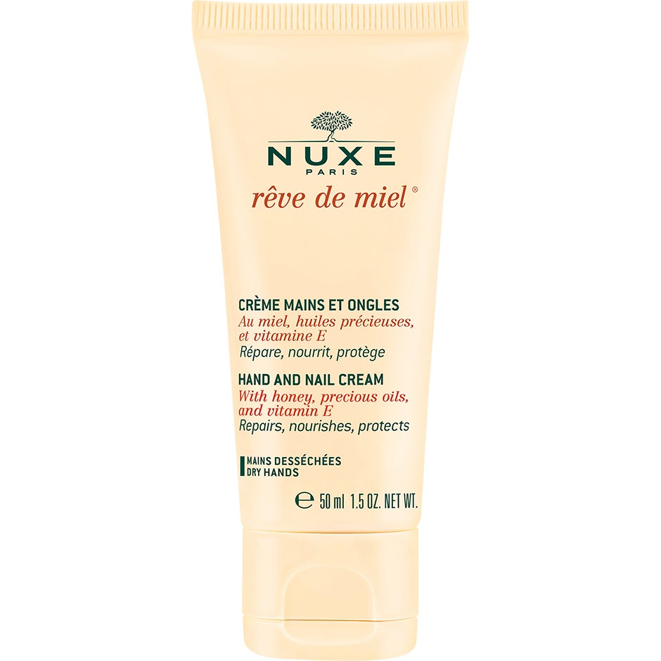 NUXE Rêve De Miel Hand and Nail Cream 50 ml Nuxe Handkräm