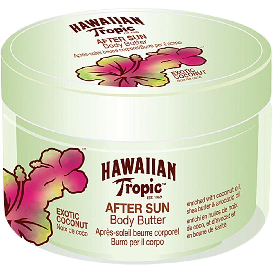Hawaiian Tropic Coconut Body Butter 200 ml Hawaiian Tropic Body Butter