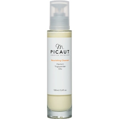 M Picaut Swedish Skincare Nourishing Cleanser