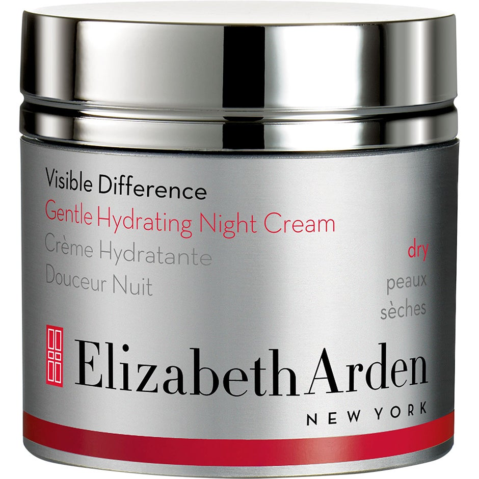 Elizabeth Arden Visible Difference Gentle Hydrating Night Cream Elizabeth Arden Nattkräm