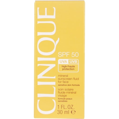 Clinique Mineral Sunscreen For Face
