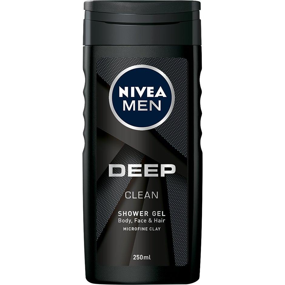 MEN Shower Deep 250 ml Nivea Dusch & Bad