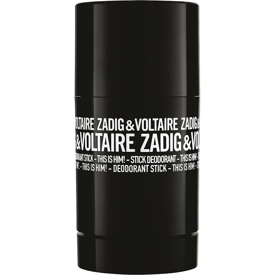 ZADIG & VOLTAIRE This is him! Deodorant Stick 75 g Zadig & Voltaire Herrdeodorant