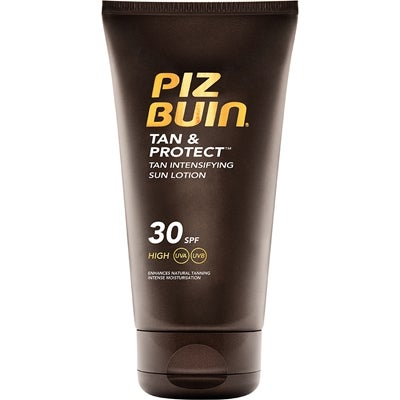Piz Buin Tan & Protect Tan Intensifier Sun Lotion