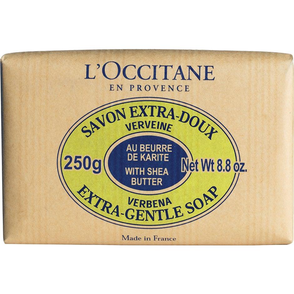 L'Occitane Extra Gentle Soap Verbena 250 g L'Occitane Tvål