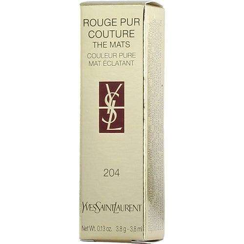 Yves Saint Laurent Rouge Pur Couture Mat