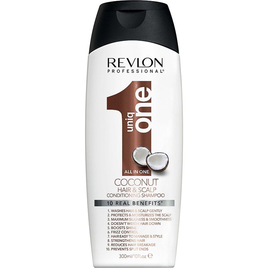 Uniq One All in One Conditioning Coconut Shampoo,  300ml Uniq One Balsam