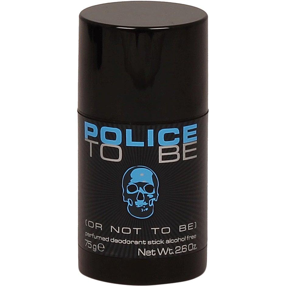 Police To Be for Men Perfumed Deodorant Stick 75 g Police Herrdeodorant