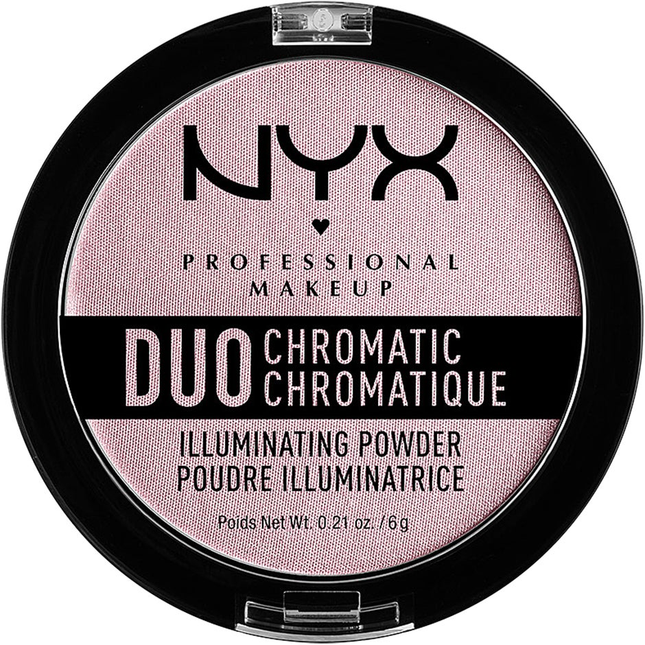 Duo Chromatic Illuminating Powder NYX Professional Makeup Highlighter