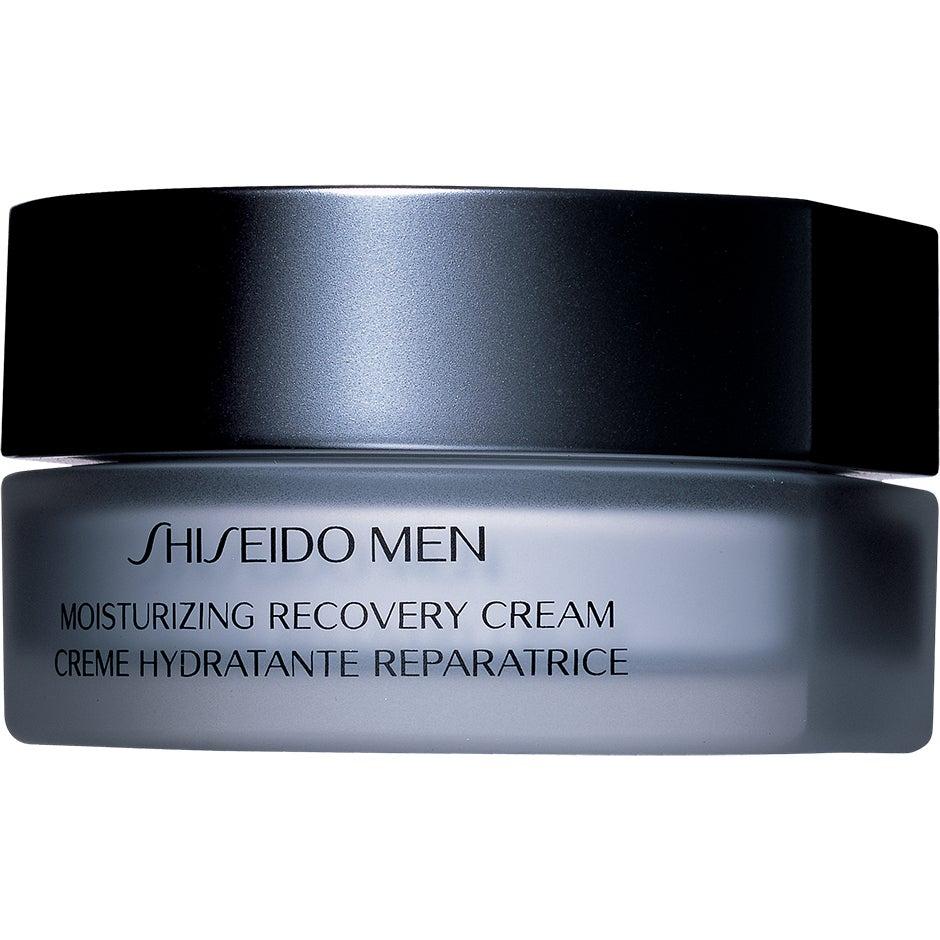 Shiseido Shiseido Men Moisturising Recovering Cream 50 ml Shiseido Ansiktskräm för män