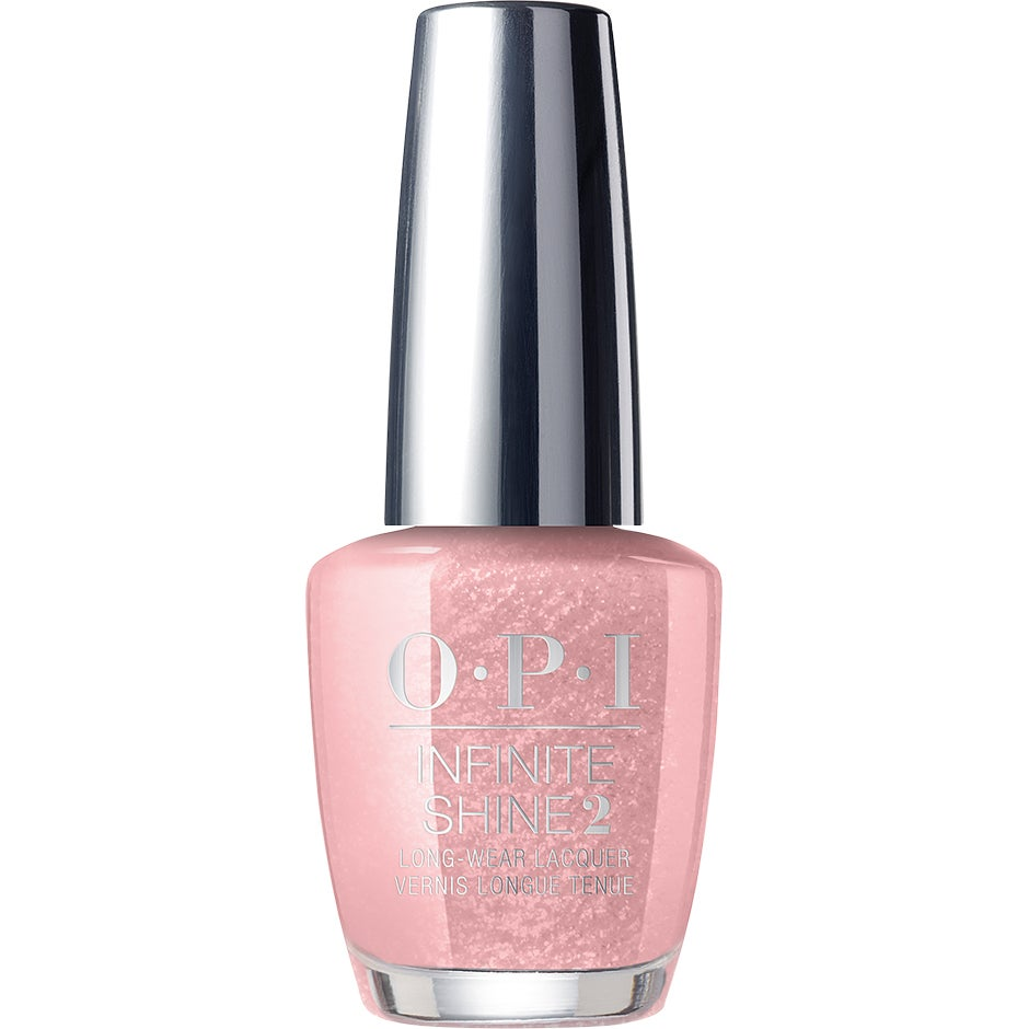 OPI Infinite Shine Made It To the Seventh Hill! 15 ml OPI Rosa & Röd