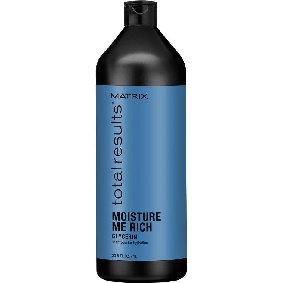 Matrix Total Results Moisture Me Rich Shampoo 1000 ml Matrix Schampo