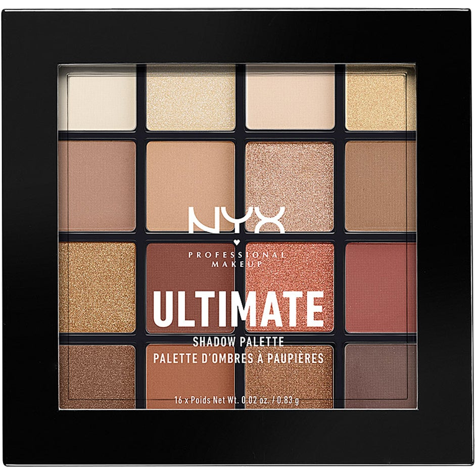 Ultimate Shadow Palette NYX Professional Makeup Ögonskugga