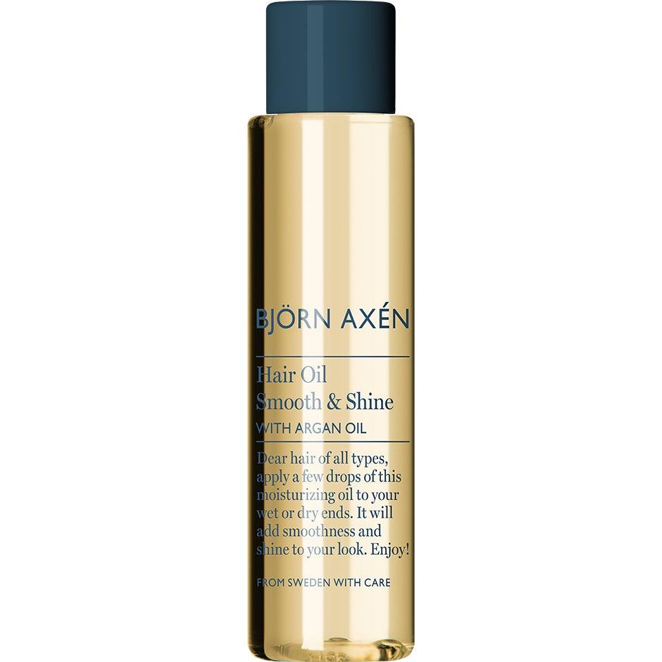 Björn Axén Hair Oil Smooth & Shine with Argan Oil 30 ml Björn Axén Hårolja
