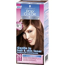 Schwarzkopf Poly Color Tonings-Shampoo, 20 - Ädelkastanj