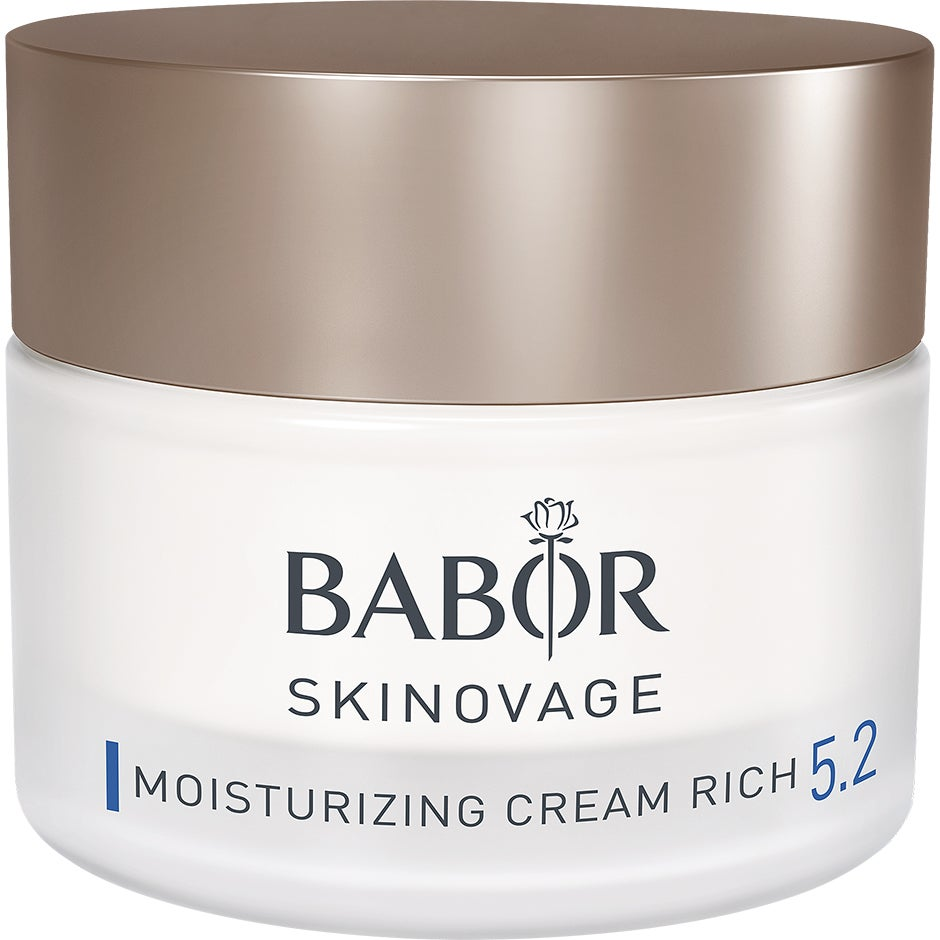 Babor Skinovage Moisturizing Cream Rich, 50 ml Babor Dagkräm