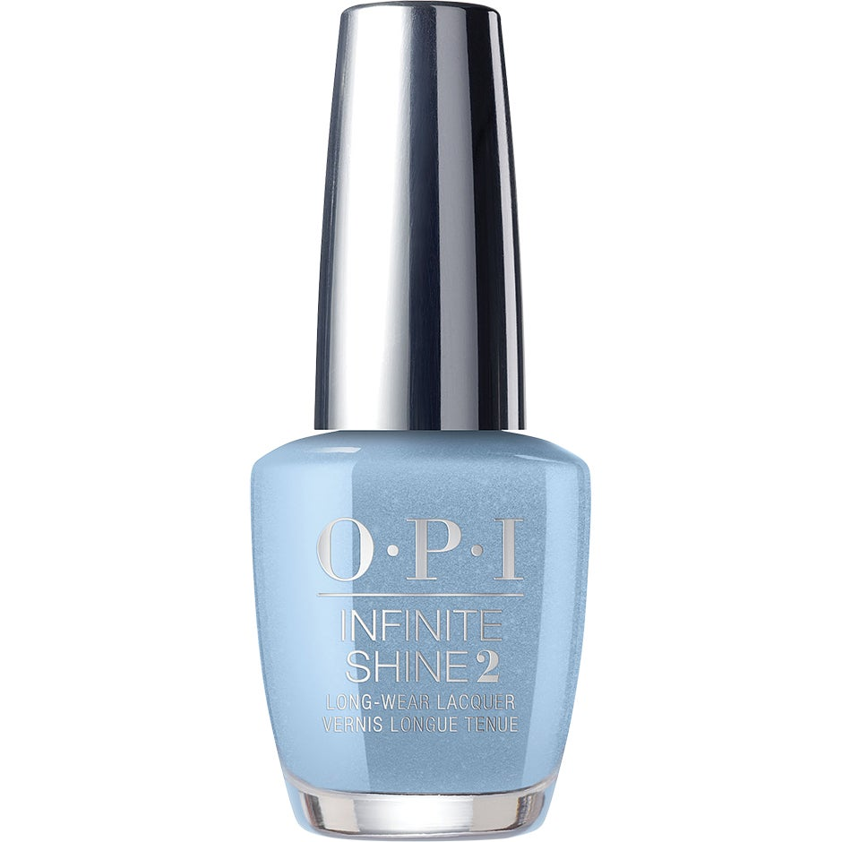 OPI Infinite Shine Check Out the Old Geysirs 15 ml OPI Lila & Blå