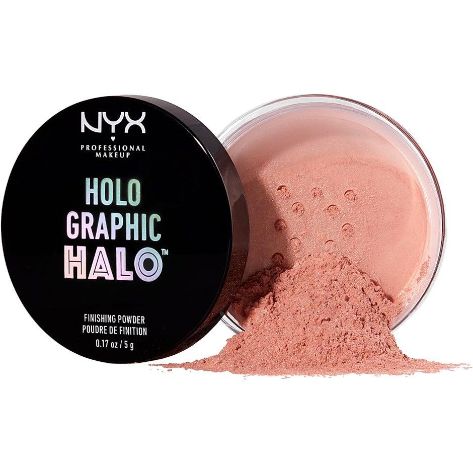 Holographic Halo Finishing Powder 5 g NYX Professional Makeup Highlighter