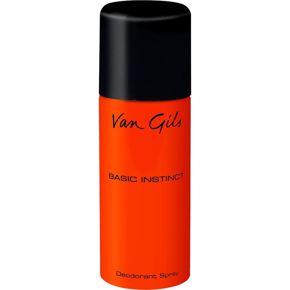 Van Gils Basic Instinct for Him Deodorant Spray 150 ml Van Gils Herrdeodorant