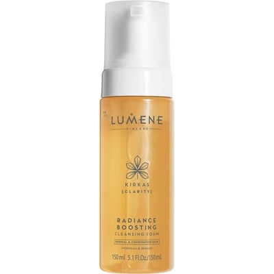 Lumene KIRKAS Radiance-Boosting Cleansing Foam